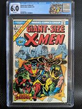 Giant Size X-Men #1 CGC 6.0 ❄️WHITE PAGES❄️