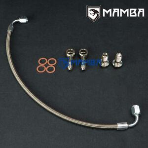 BMW Mini Cooper S & JCW N14B16A 1.6 Turbo Oil Feed Line 1165 7534454 55 R56 6-10