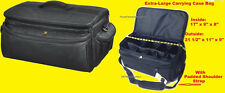 EXTRA LARGE SIZE PRO CARRYING CASE BAG TO CAMERA NIKON D7100 D7200 D7000 D7300