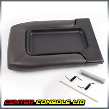 Center Console for 99-07 Chevy Silverado OEM GM Part 19127364 Lid Arm Rest Latch