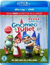 Gnomeo And Juliet (Blu-ray & DVD, 2011) FREE SHIPPING