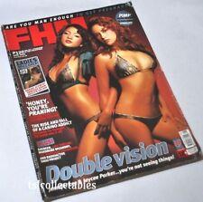 (TSL) FHM Magazine, Jaycee Parker and Jennifer Lee, DOUBLE VISION, June 2005