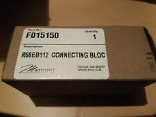 Marconi R66EB112 Telephone Terminal Connecting / Punch Down Block - P/N: F015150