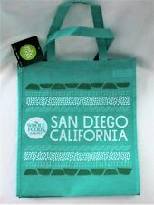 Whole Foods Market San Diego Reusable Bag California Eco Friendly Tote