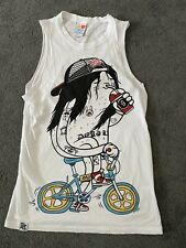 Rare Drop Dead Vest Raleigh Burner Bmx Nike Air Jordan 1 Bring Me The Horizon