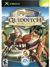 Brand New Harry Potter: Quidditch World Cup (Microsoft Xbox, 2003)
