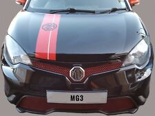"""MG3 FRONT FINE MESH GRILLE SET IN """"RED"""" ALL MODELS MK1 & 2 MANUFACTURED BY US"""