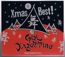 GIGI D'AGOSTINO XMAS ESSENTIAL  CD EDITORIALE NUOVO!!!