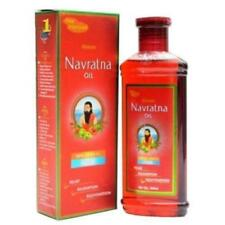 Himani Navratna Hair Oil 200ml Bottle Body Stress Amla Bhrangraj mint 9 HERBS US