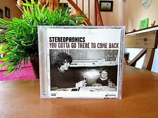 "Stereophonics   ""You gotta go there to come back""    CD"