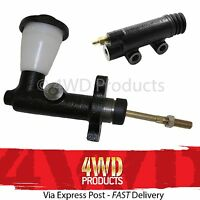 Clutch Master & Slave Cylinder SET for LandCruiser FJ40 FJ45 HJ47 HJ60 (80-84)
