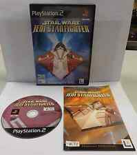 Game Gioco SONY Playstation 2 PS2 PSX2 PAL ITALIANO - STAR WARS JEDI STARFIGHTER