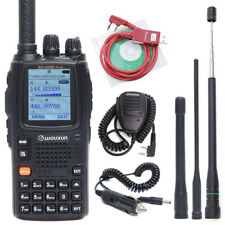 Wouxun KG-UV9D Plus 7Bänder Airband Crossband Repeater Funksprechgerät Funkgerät