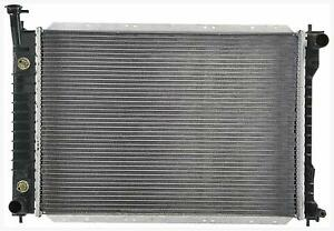 New Direct Fit Radiator 100% Leak Tested For 1997-96 Mercury Village