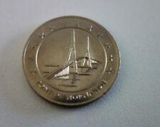 PIECE   3  EURO DU HAVRE  1996 - Pont de NORMANDIE