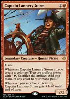 Captain Lannery Storm FOIL | NM | Prerelease Promo | Magic MTG