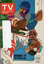 1977 TV Guide - Baseball - Howard Hughes -Ernie Kovacs -Tommy Lee Jones -Mondale
