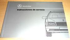 uso manutenzione Mercedes  S600 SE e S600 SEL,W140,C140 Classe S anno 1992