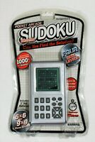 Sudoku Handheld Electronic Game Pocket Arcade #0276 New In Package