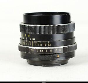 * Lens Zeiss Distagon 2,8/35mm  for Rollri Rolleiflex SL350