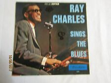 Vinyle 45 tours Ray Charles Sings the blues (45t56)