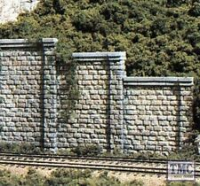 C1159 Woodland Scenics N Gauge Retain Wall Cut Stone 6 Ea