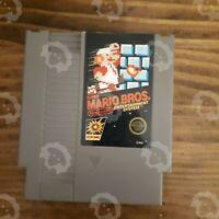 Super Mario Bros ( Nintendo NES ) Cartridge - Tested