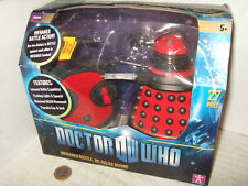 New Character 03584 6 inch R/C Dalek Drone inc Dalek Movement, Lights, Voice etc
