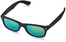 Ray Ban RB Wayfarer 2132 UK RAYBAN Unisex Sunglasses 100 UV 622 19 Black  Rubber f1e2a2f08ea6