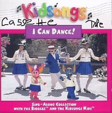 I Can Dance Kidssongs:Twist and Shout,Hop,Mash Potato Time,Mexican Hat Dance