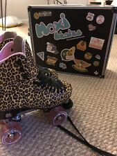 New listing Moxi Beach Bunny Roller Skates Size 6