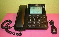 CL4940 AT&T CORDED PHONE  ANSWERING SYSTEM w/CALLER ID / CALL WAITING   D4.1