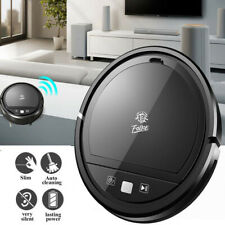 FOIIOE Smart Robot Vacuum Cleaner 360° Clean Auto Robotic Vacuum Mopping Sweeper