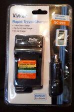 Vivitar 1 Hour Rapid Charger for Nikon EN-EL11 Battery