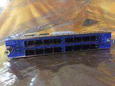 New Juniper Networks SRX-IOC-16GE-SFP Module