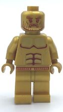 LEGO Atlantis Temple Statue (Poseidon) RARE PEARL GOLD MINIFIG (NO ACCESSORIES)