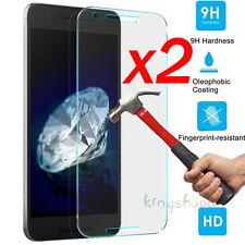 2Pcs 9H Premium Tempered Glass Film Screen Protector For LG Google Nexus 5X 2015
