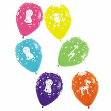 "25 PCS Jungle Animal Latex Helium Quality Sempertex 12"" 30cm Kids Party Balloons"