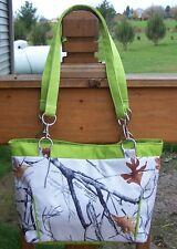 True Timber Snowfall Camouflage Handbag-Made In USA