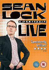 SEAN LOCK - LOCKIPEDIA LIVE NEW DVD