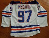CONNOR MCDAVID 'EDMONTON OILERS' NHL All-STAR FORWARD MVP SIGNED JERSEY *COA