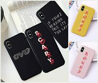 Popular Rapper singer actor Drake Case For iPhone 6s 7 8 Plus X XS XR 11 Pro Max