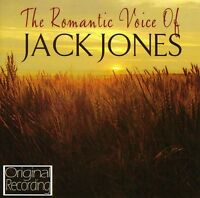 Jack Jones - Romantic Voice of Jack Jones [New CD]