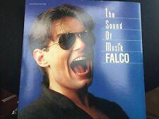 "FALCO THE SOUND OF MUSIK 12"" 1986 SIRE 20529-0"