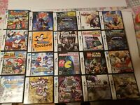 Nintendo DS Case Lot of 20 cases with manuals  *No Games*Ships Fast*