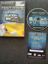 Test Drive Unlimited - PlayStation 2 PS2 - Tested missing manual