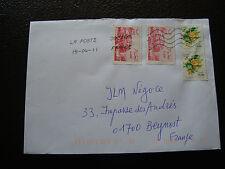 ALGERIE - enveloppe 2011 (cy35) algeria