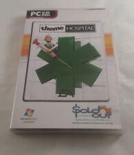 Theme Hospital-Windows 98/XP/Vista PC Game ** FREE P & P **