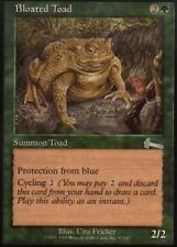 4x MTG: Bloated Toad - Green Uncommon - Urza's Legacy - ULG - Magic Card
