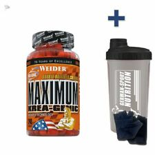 MAXIMUM Crea-genic 104g - Weider UK 240 Caps